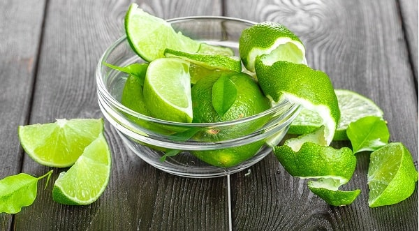 calorias del limon