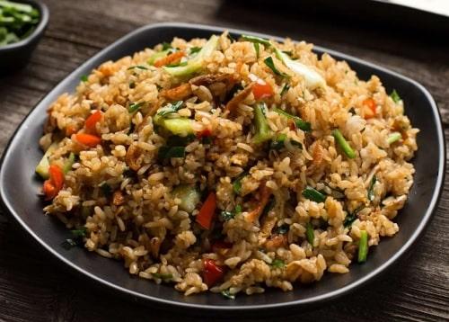 el arroz chino engorda