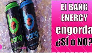 cuanto engorda el bang energy